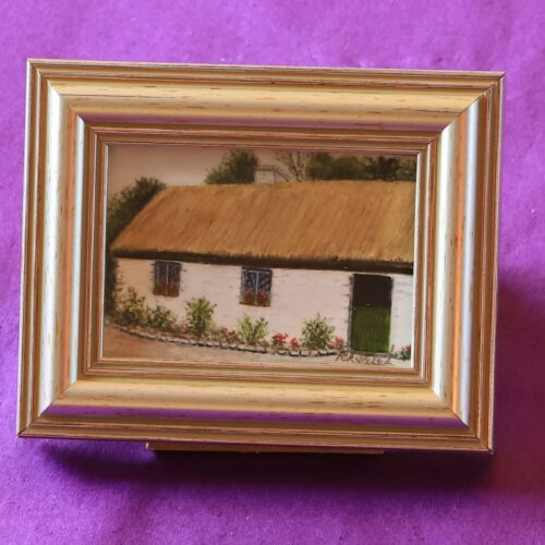The Quiet Man Cottage. Maam. Co Galway